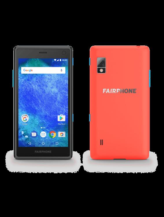 Fairphone Fairphone 2 Coral Red