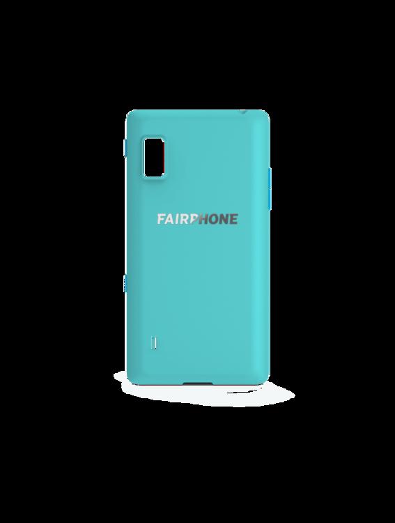 Fairphone Fairphone 2 Slim Case – Türkis
