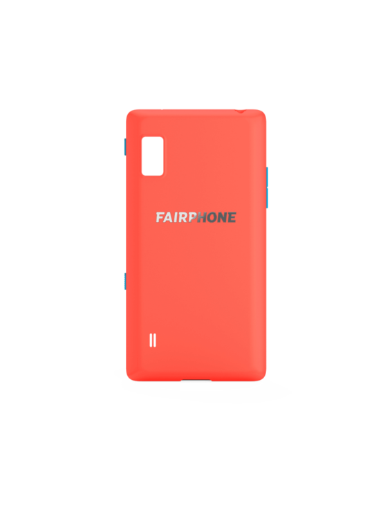 Fairphone Fairphone 2 Slim Case – Korallrot