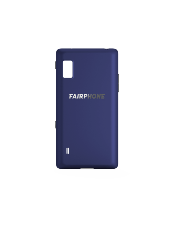 Fairphone Fairphone 2 Slim Case - Indigo