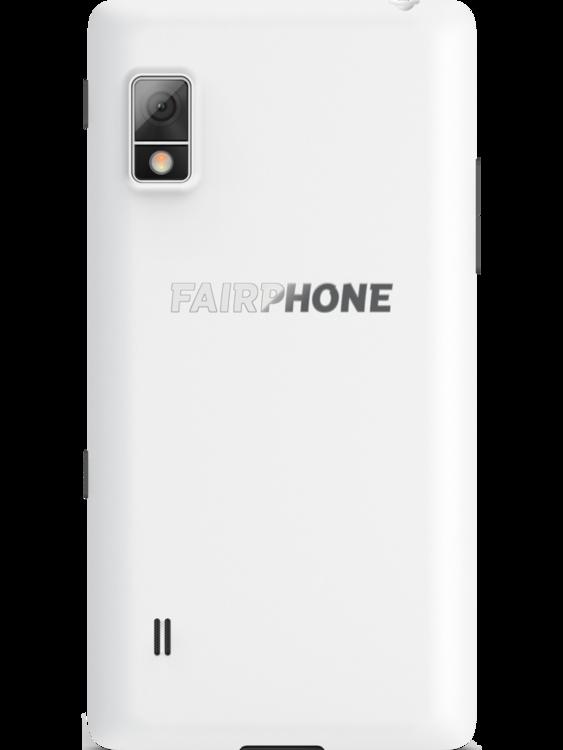 Fairphone Fairphone 2 Slim Case Weiss