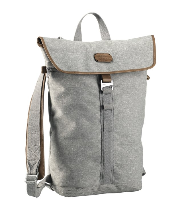 Marley Lively Up Leather Backpack - Saddle