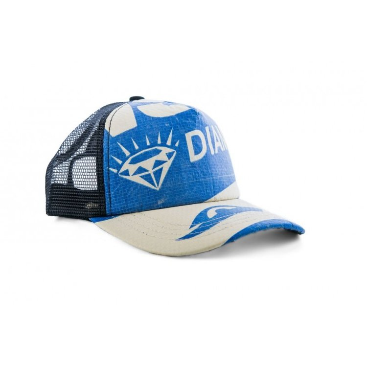 RECYCLING CAP - Diamant Blue
