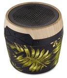 Marley Chant Mini Portable Stereo Bluetooth Wireless Boombox mit integr. Akku und Mikrofon - Palm_