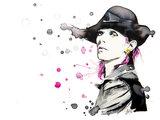 Le Ver David Bowie Pop Art_