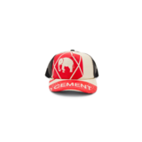 RECYCLING CAP - Red Elephant _