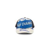 Recycling cap blue diamond