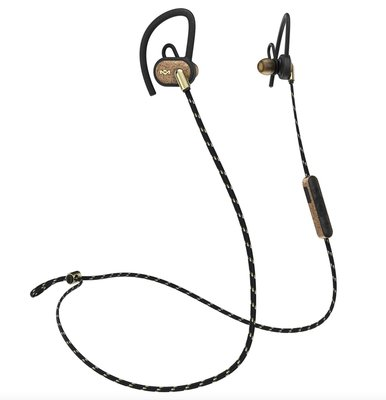 Marley Active Wireless Bluetooth In-Ear Kopfhörer - Brass