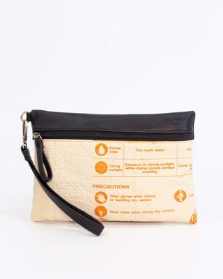 Recycling Travel Bag - Orange