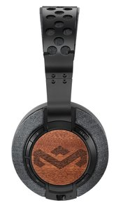 Marley Liberate XLBT Over-Ear Bluetooth Kopfhörer, faltbar - Midnight